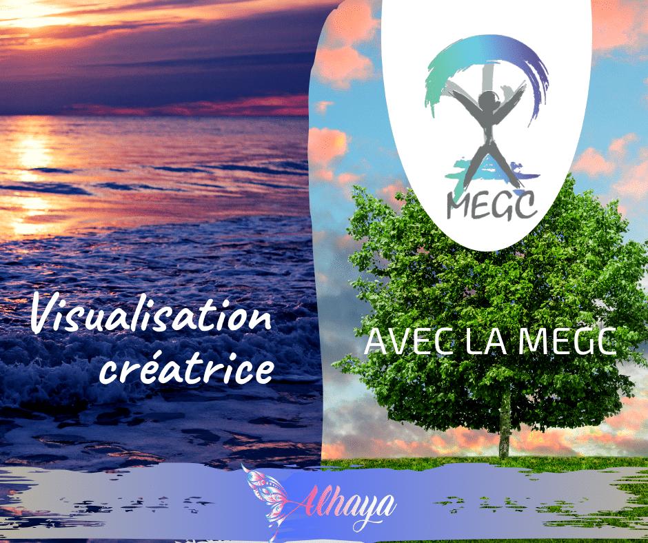 Visualisation créatrice avec la MEGC - Alhaya