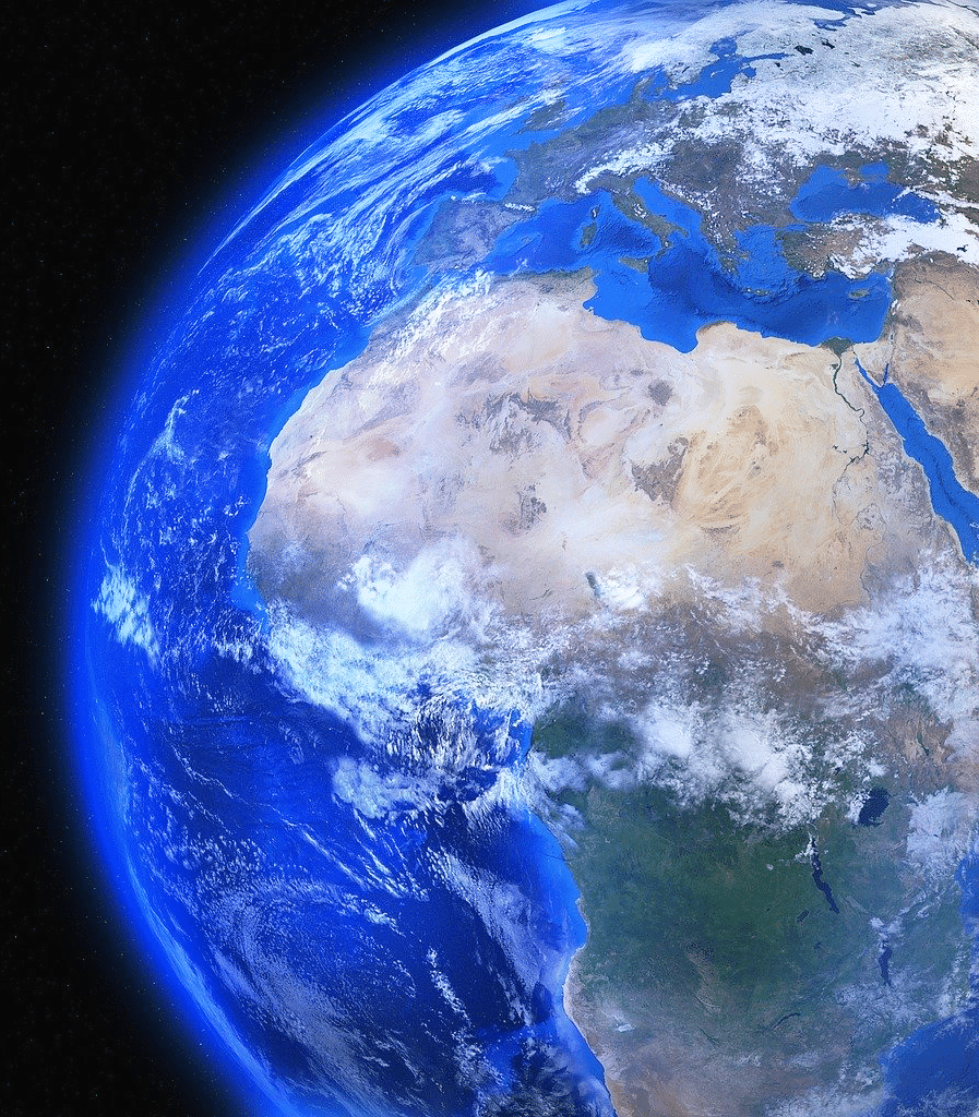 Planète terre - Alhaya