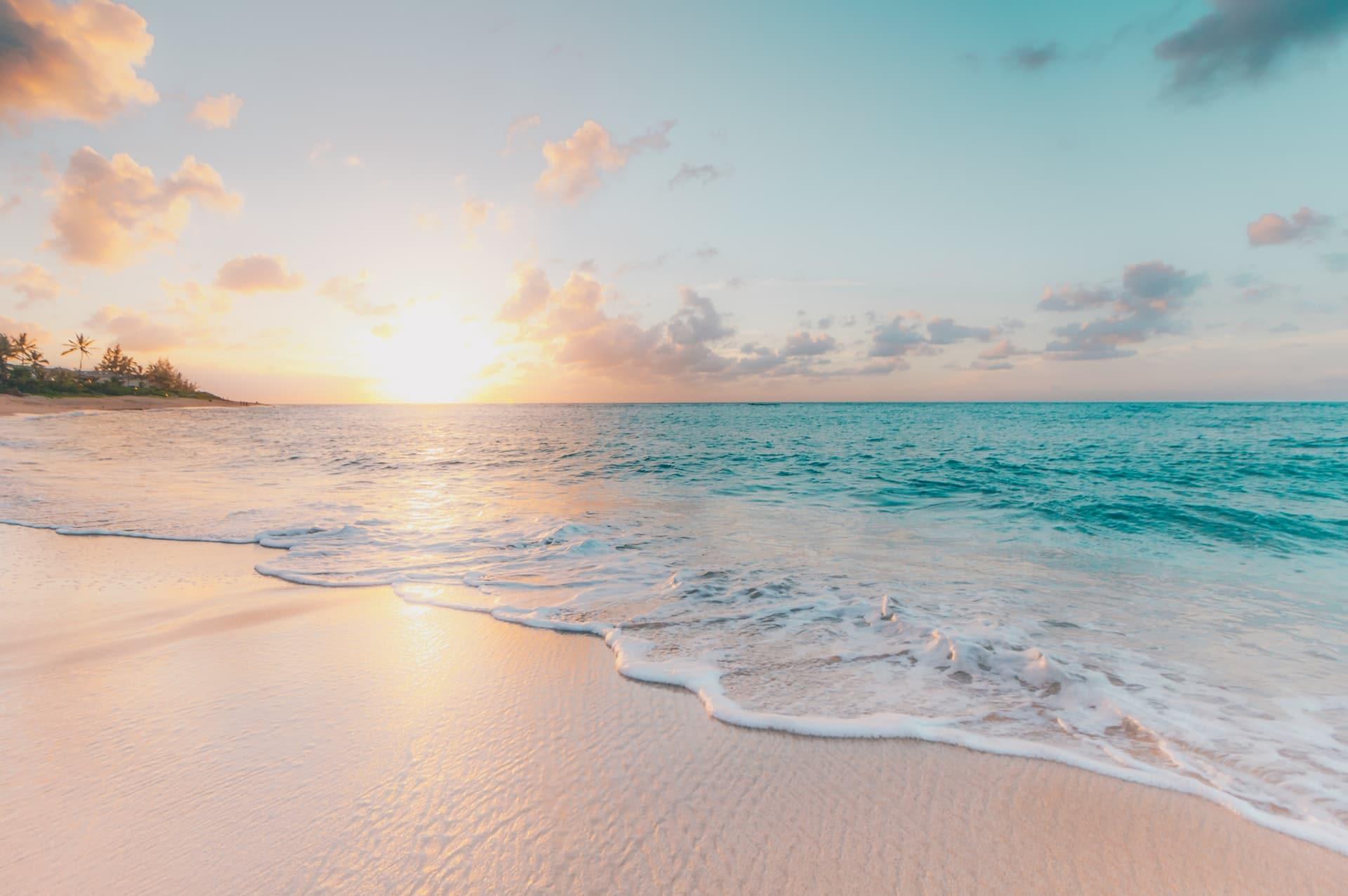 Mer plage - Alhaya