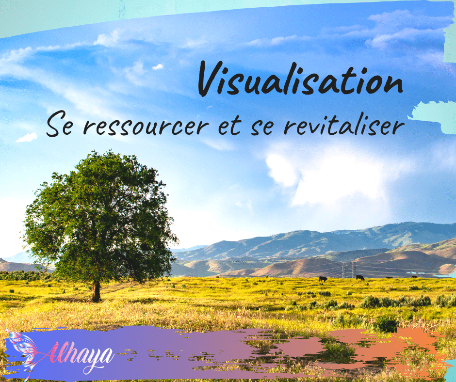 Visualisation – Se ressourcer et se revitaliser L'arbre